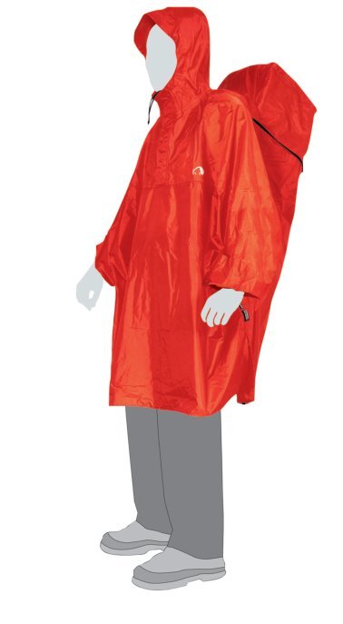 Tatonka Cape Men red-30
