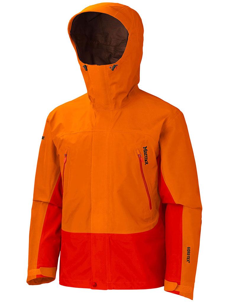 Marmot Spire Jacket Radiant Orange/Sunset Orange-30