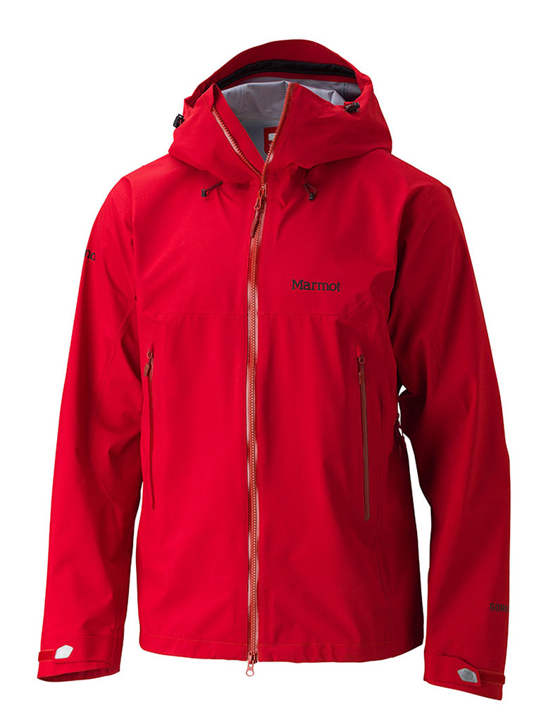 Marmot Cerro Torre Jacket Team Red-30