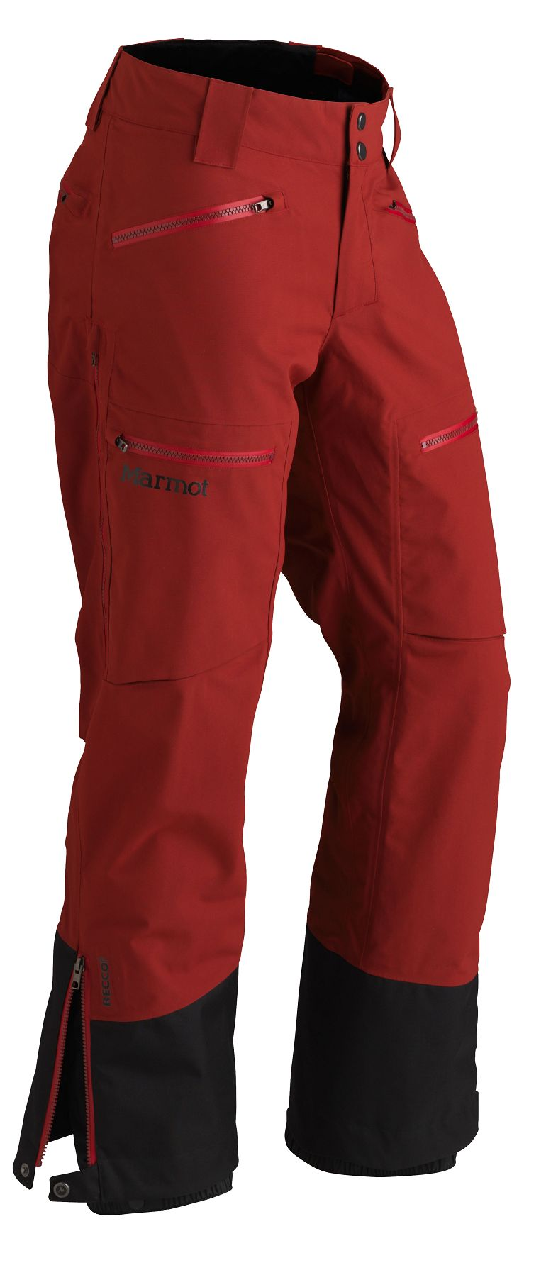Marmot Freerider Pant Dark Crimson-30
