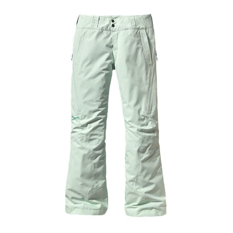 Patagonia Slim Insulated Powder Bowl Pants M Arctic Mint-30