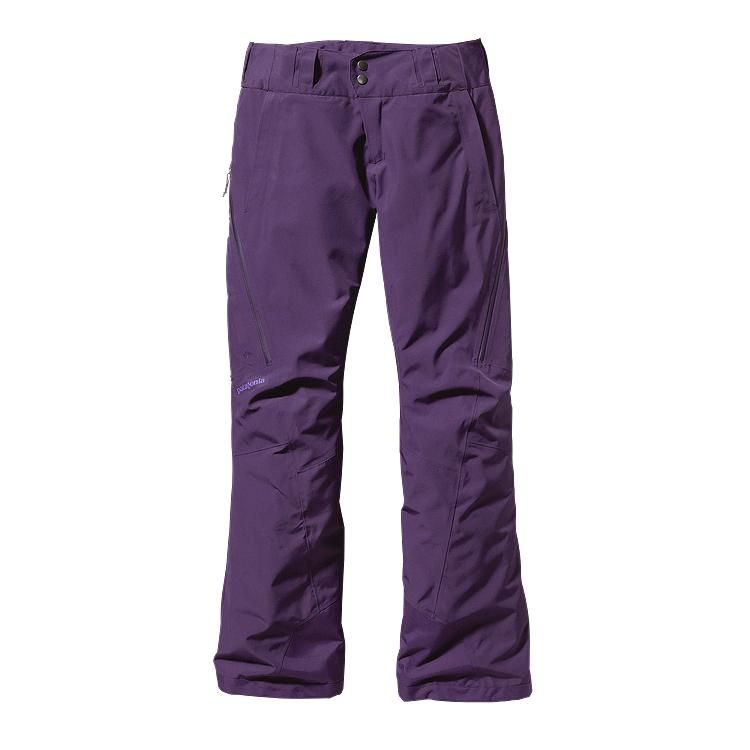 Patagonia - Slim Insulated Powder Bowl Pants M Tempest Purple - Sale - M