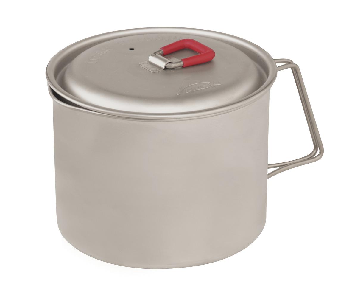 MSR - Titan Kettle  - Coffea & Tea Pots -