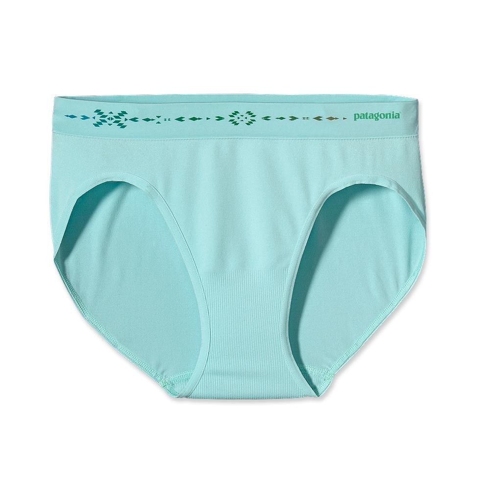 Patagonia Active Briefs Ombre Stencil: Polar Blue-30