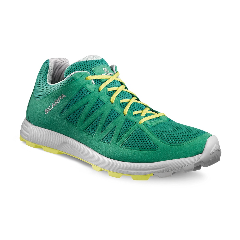 Scarpa Game 38 Emerald-Lime-30