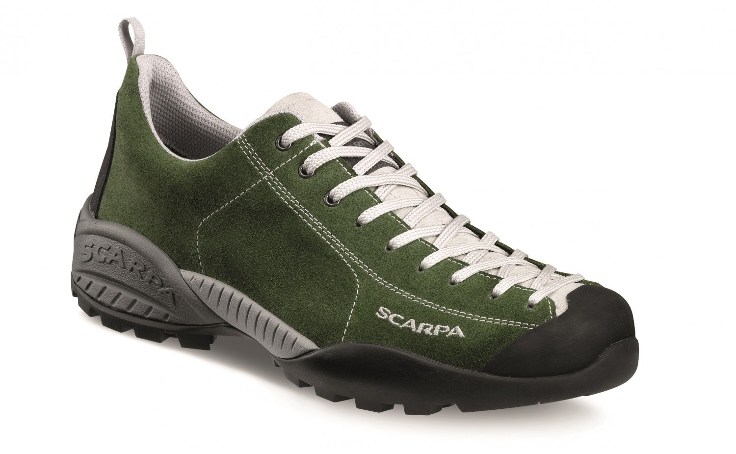 Scarpa - Mojito GTX Green Olive - Approach Shoes -