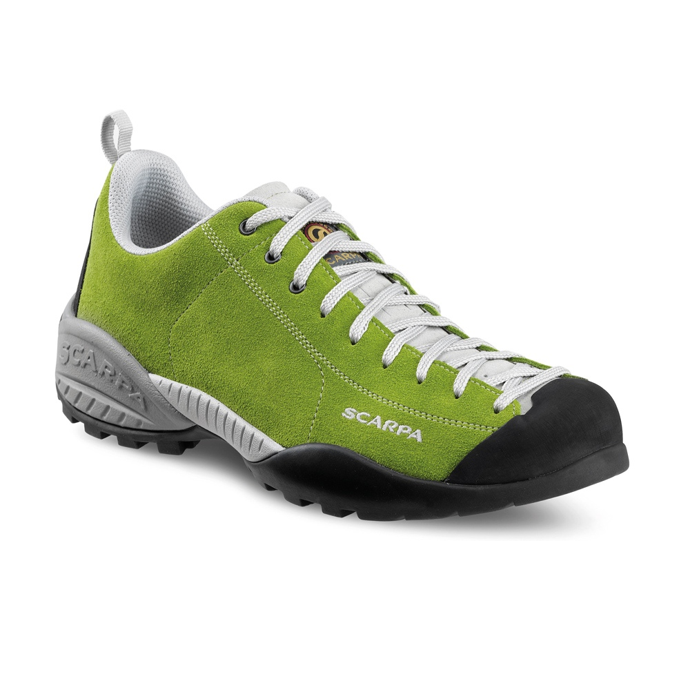 Scarpa - Mojito Lime - Approach Shoes - 38,5