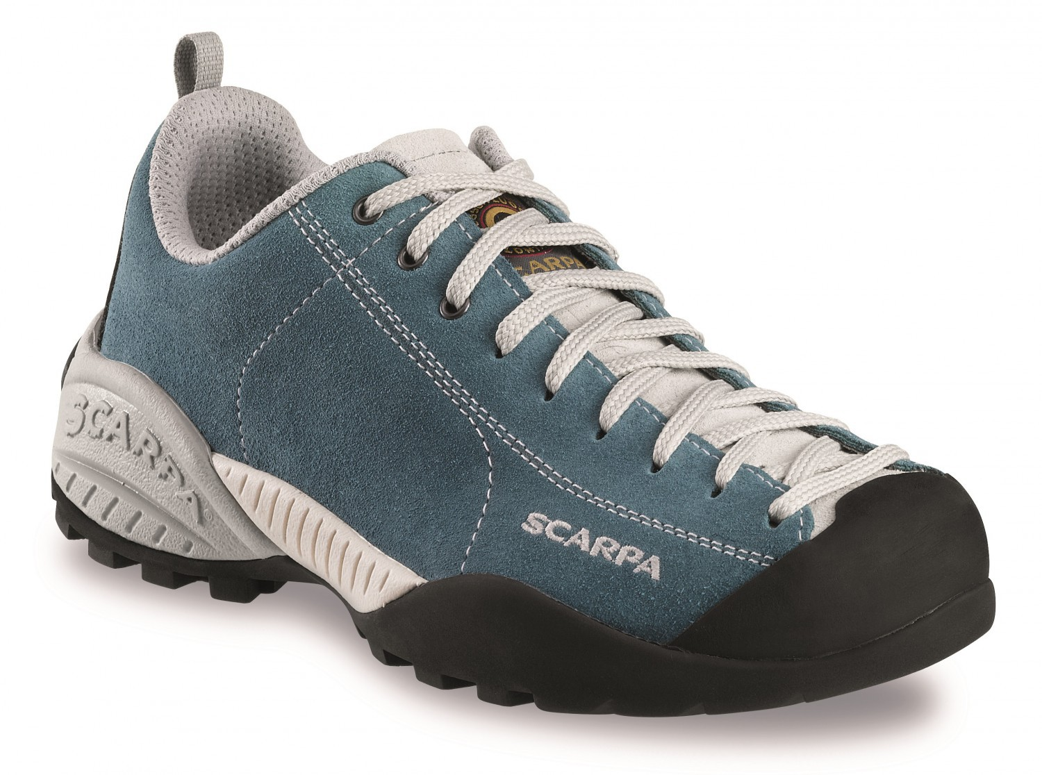 Scarpa - Mojito Polar Blue - Approach Shoes - 42