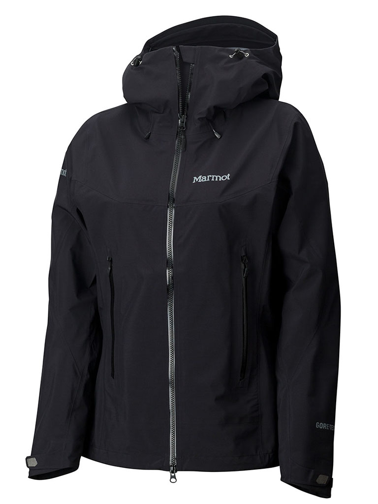 Marmot Wm's Cerro Torre Jacket Black-30