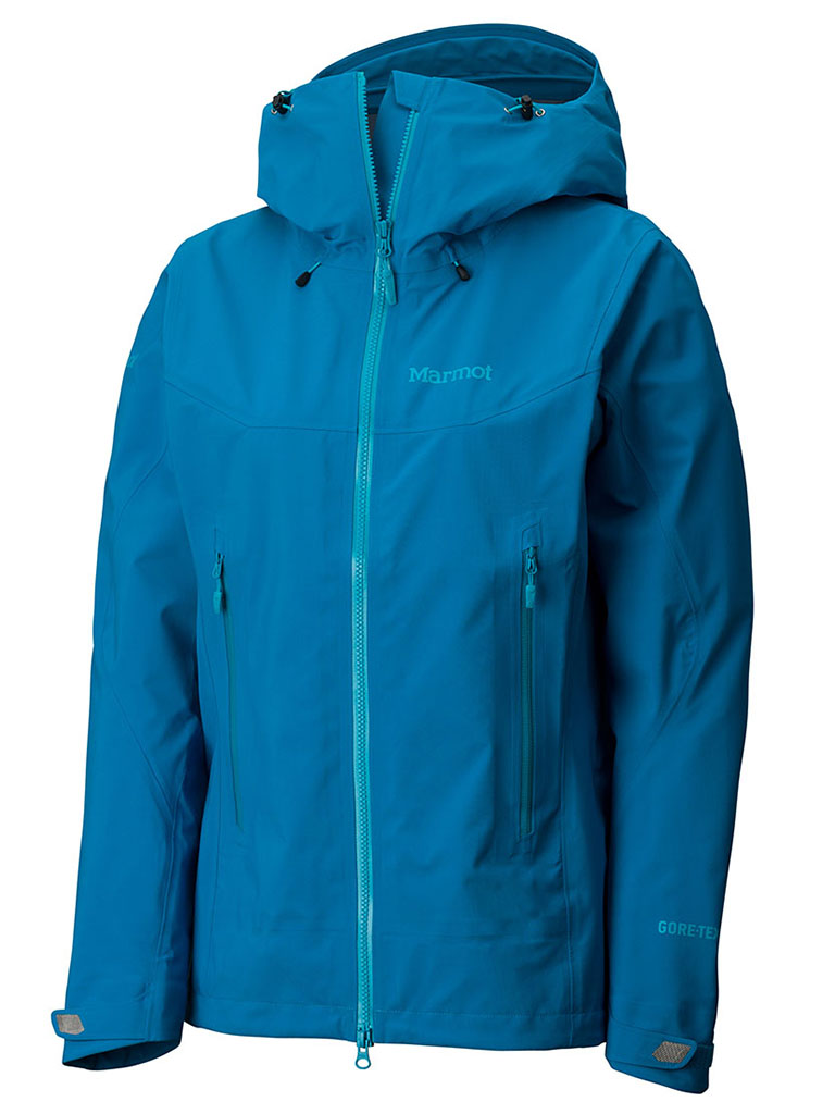 Marmot Wm's Cerro Torre Jacket Dark Atomic-30