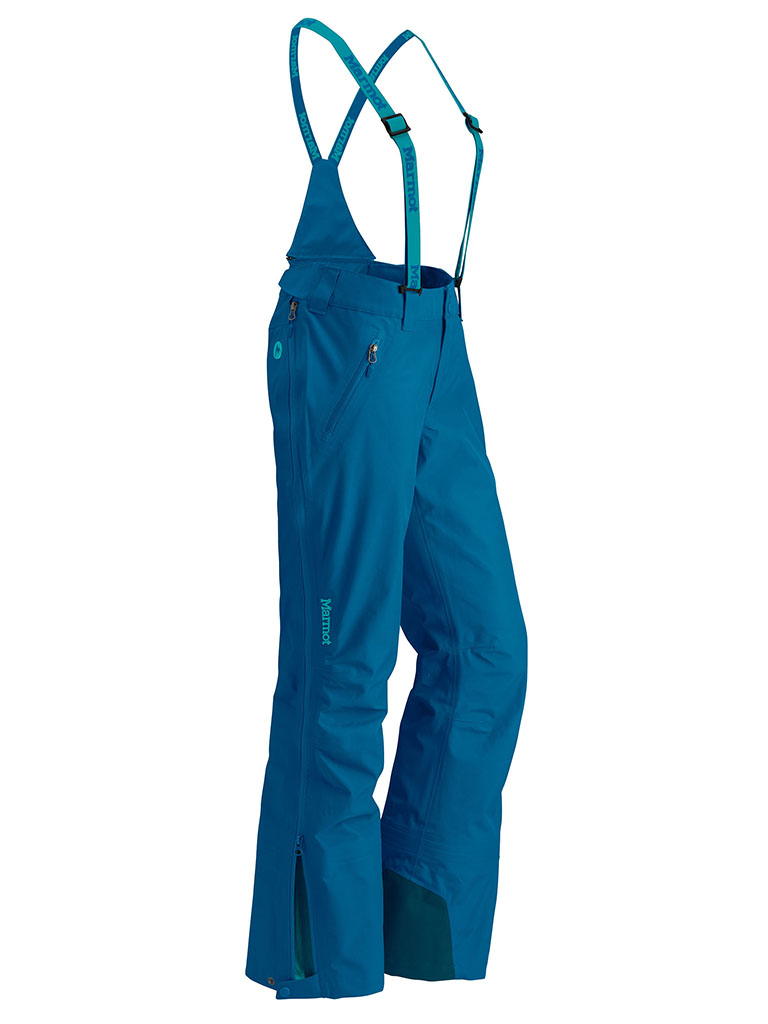 Marmot Wm's Spire Pant Dark Atomic-30