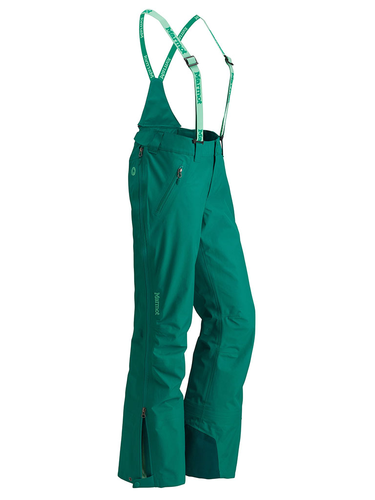 Marmot Wm's Spire Pant Green Garnet-30