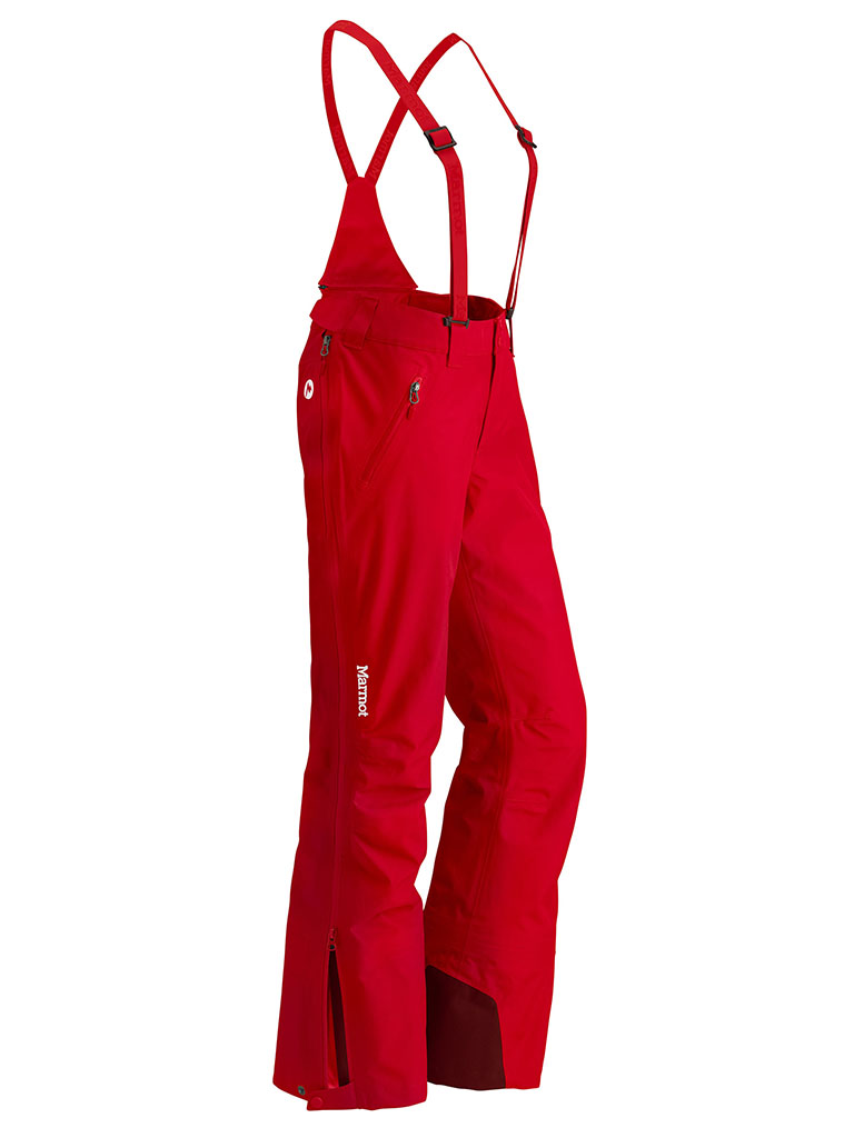 Marmot Wm's Spire Pant Team Red-30