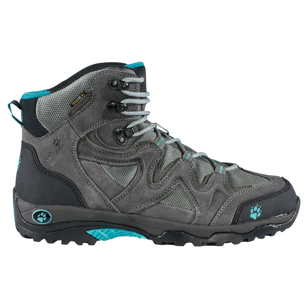Jack Wolfskin Rugged Hiker Texapore Women tarmac grey-30