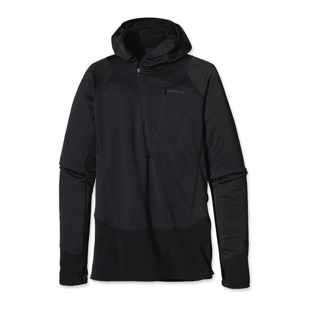Patagonia R1 Fleece Hoody Black-30
