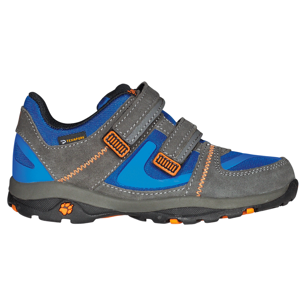Jack Wolfskin Kids Crossroad Texapore classic blue-30
