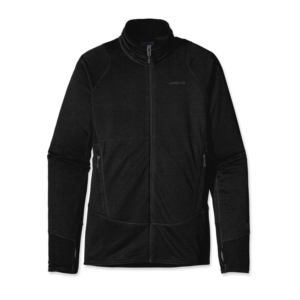Patagonia R1 Full-Zip Fleece Jacket Black-30