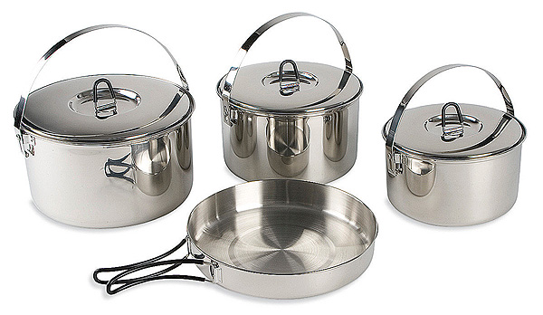 "Tatonka Family Cook Set ""L""-30"