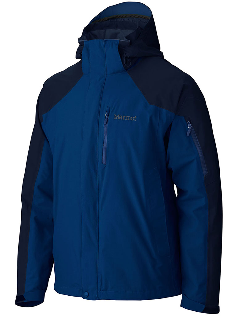 Marmot Tamarack Jacket Blue Night/Dark Ink-30