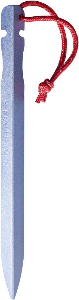 FjallRaven V-Tent Pegs 50 pcs. UN Blue-30