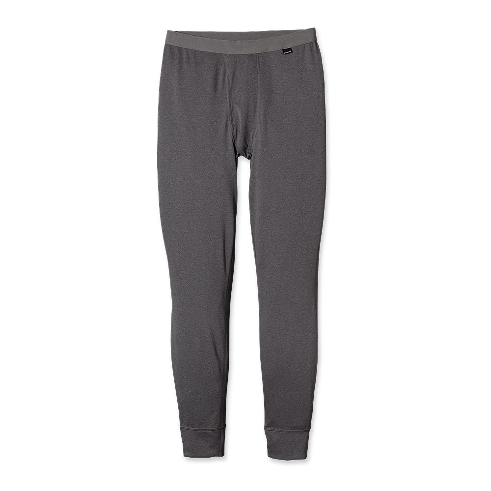 Patagonia Capilene 3 Midweight Bottoms Forge Grey Nickel X-Dye-30