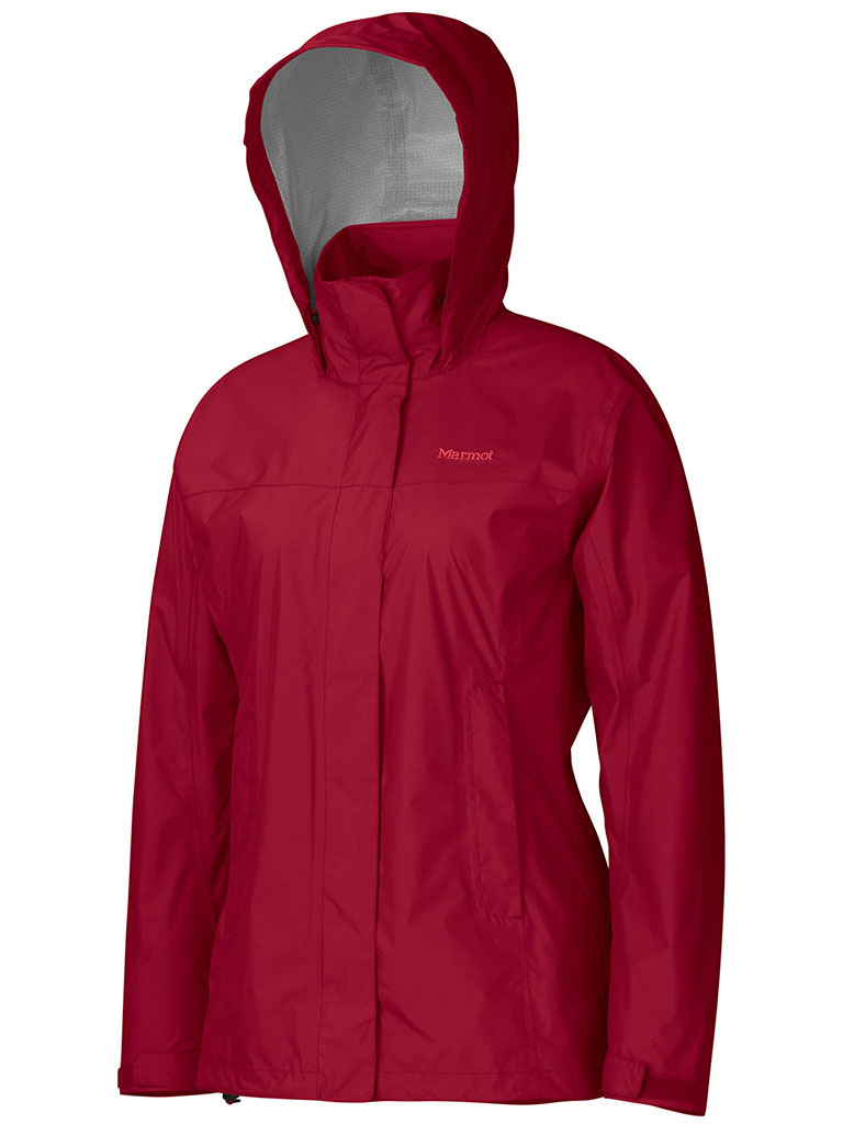 Marmot Wm's PreCip Jacket Dark Raspberry-30
