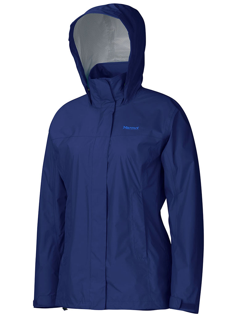 Marmot Wm's PreCip Jacket Midnight Purple-30