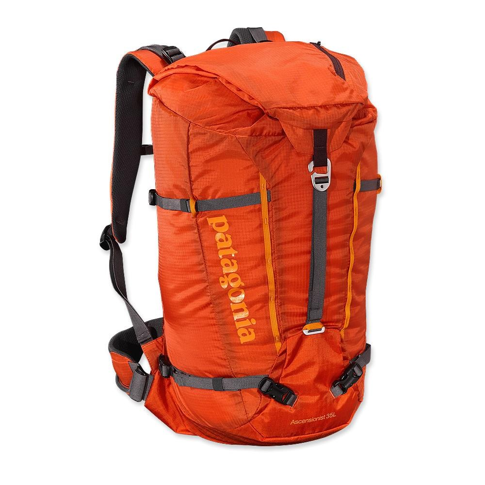 Patagonia Ascensionist Pack 35 Eclectic Orange-30