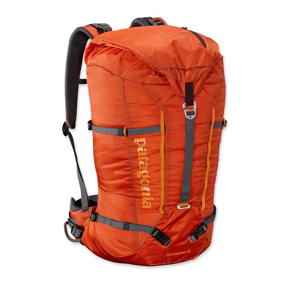 Patagonia Ascensionist Pack45L Eclectic Orange-30