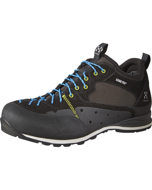 Haglofs - Roc Icon GT True Black/Gale Blue - Approach Shoes - UK 8.5