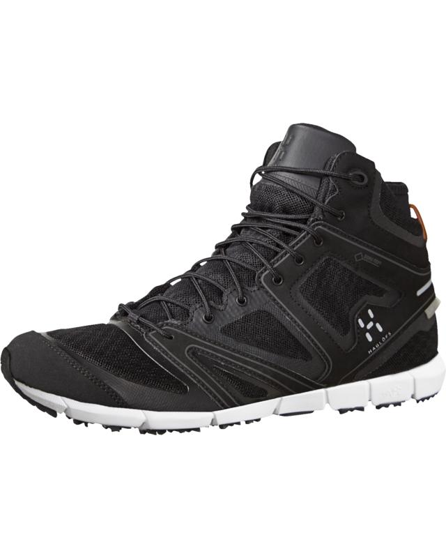 Haglofs - L.I.M. HI Q GT True Black - Hiking Boots - UK 7