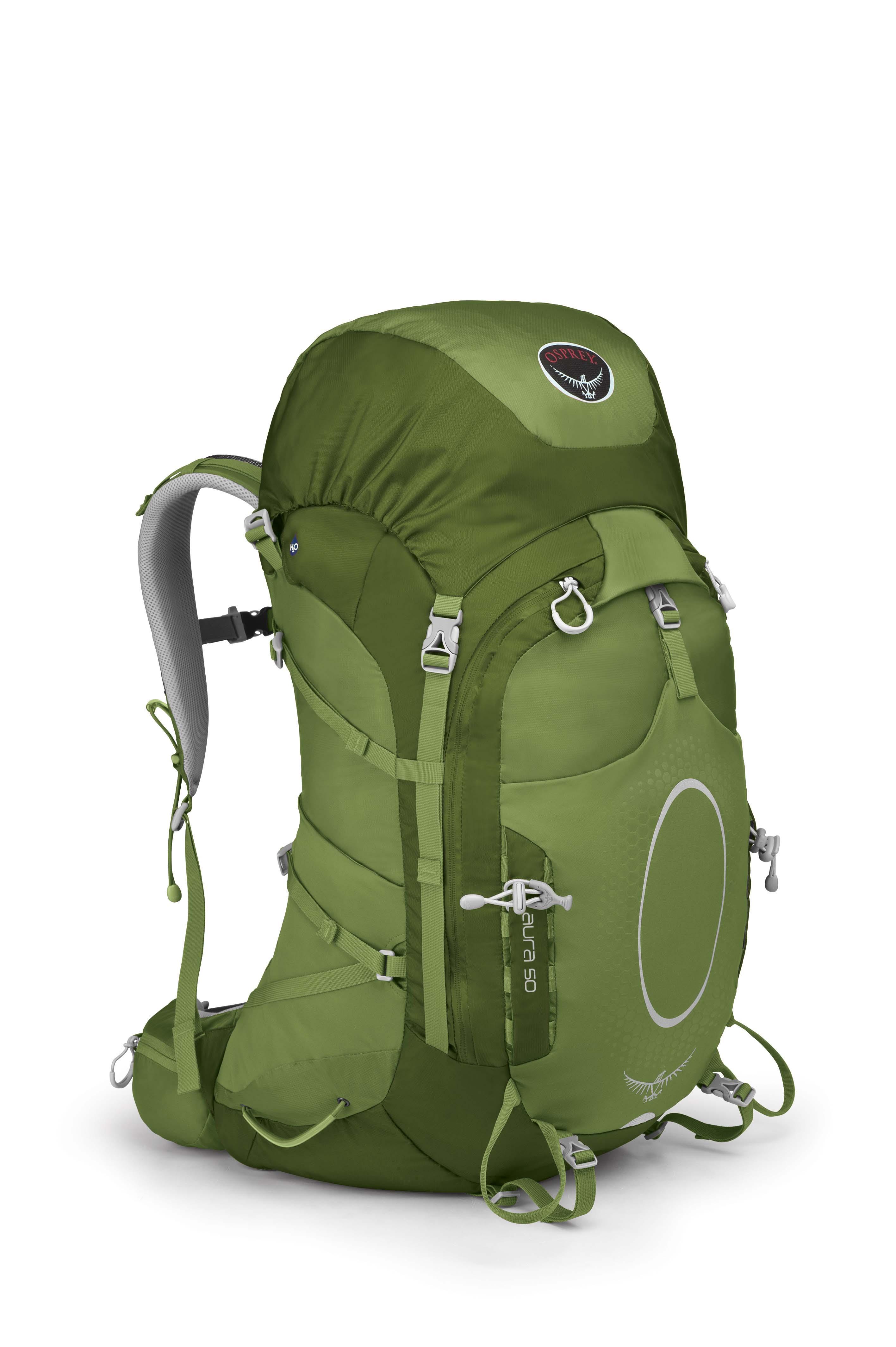 Osprey Aura 50 Pinon Green-30