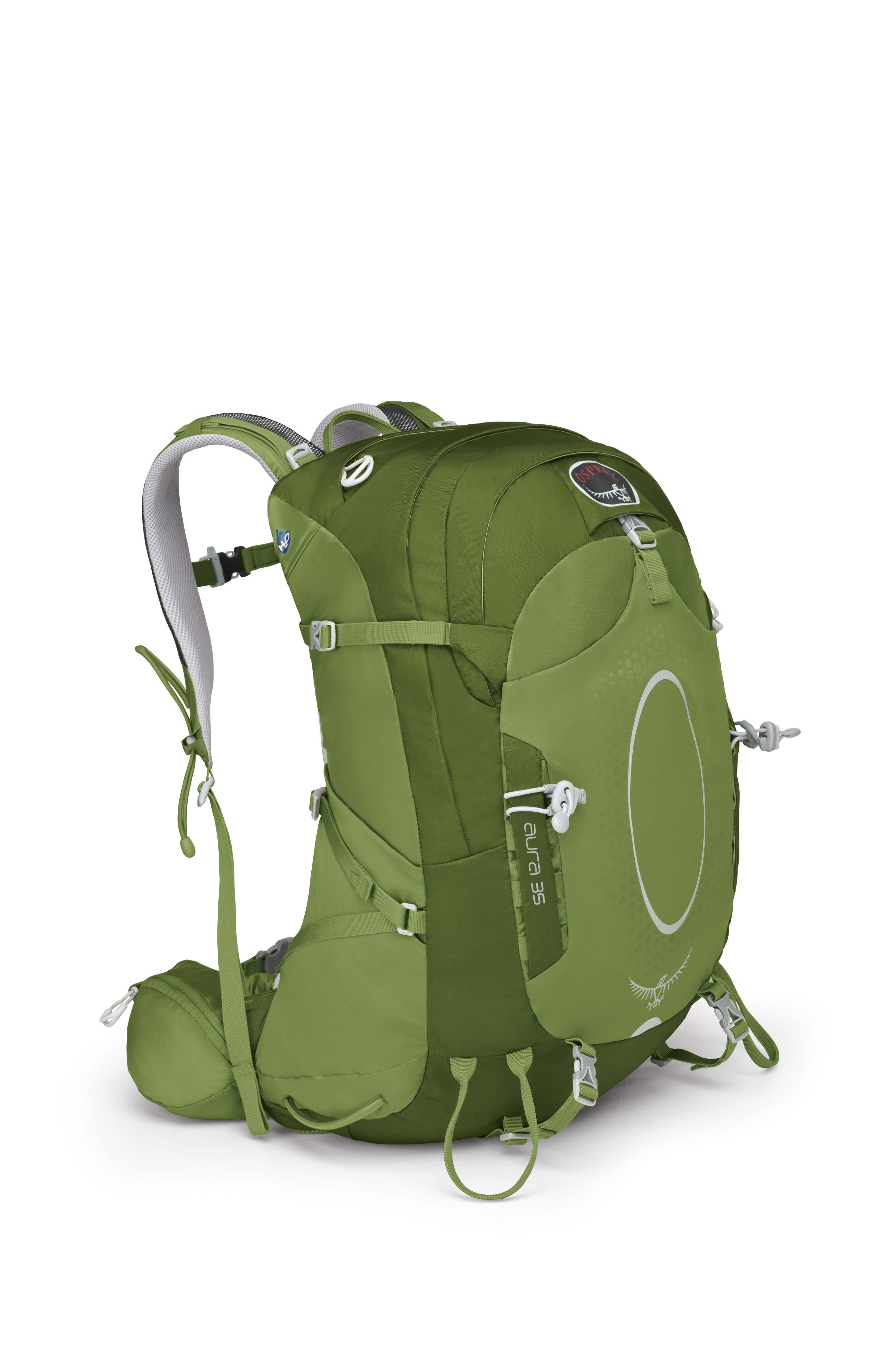 Osprey Aura 35 Pinon Green-30
