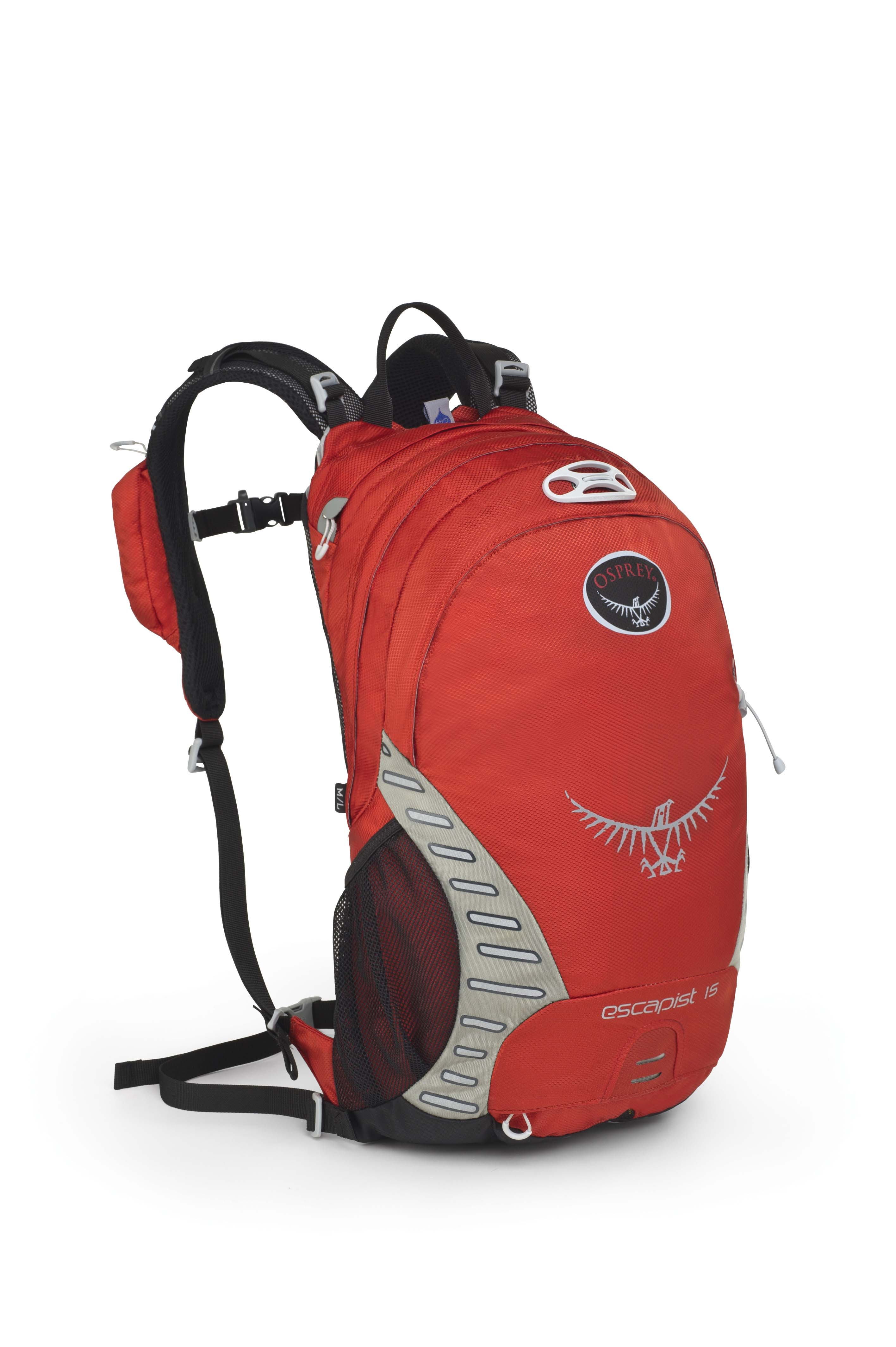 Osprey Escapist 15 Volcano-30