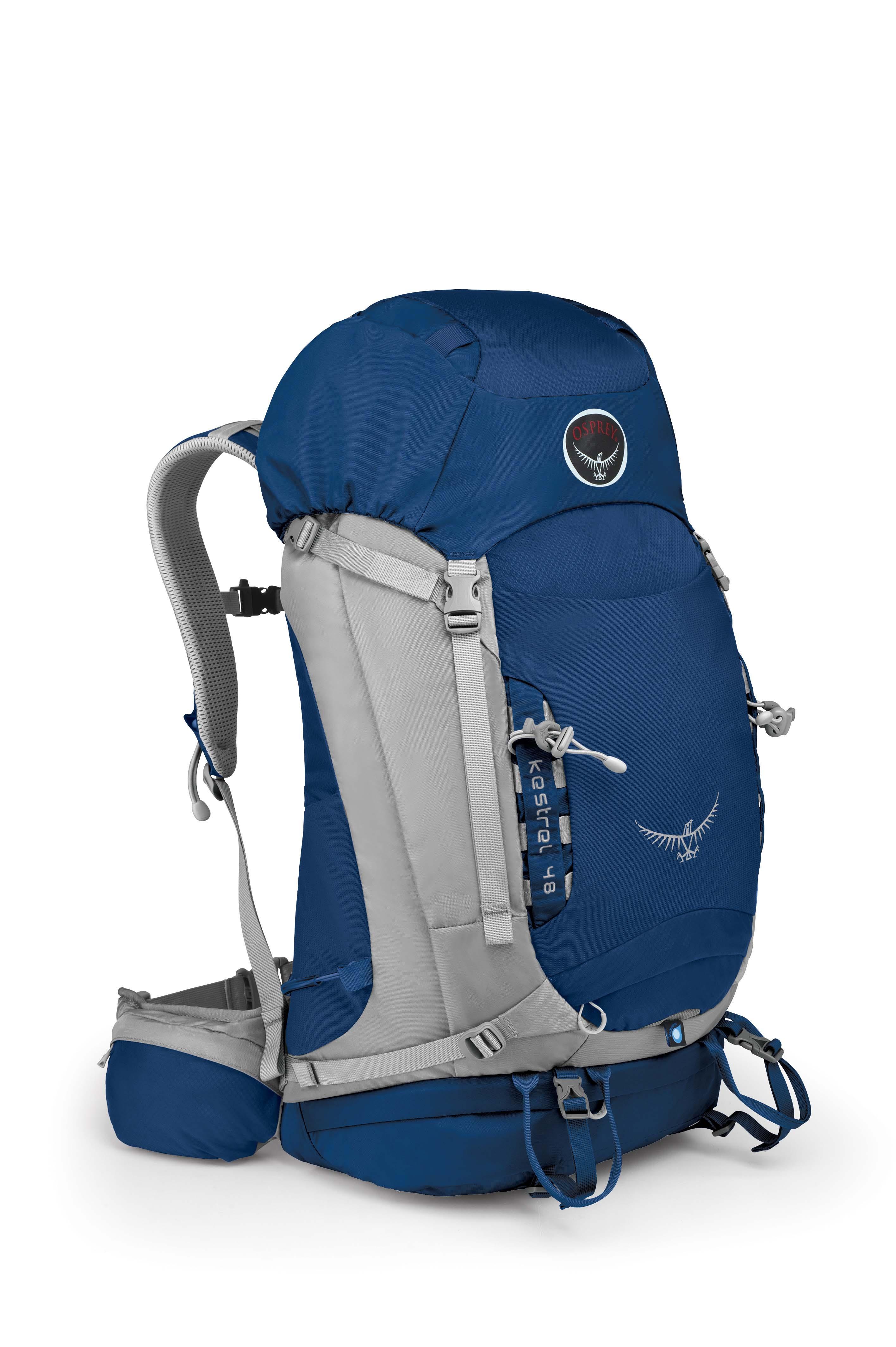 Osprey Kestrel 48 Tarn Blue-30
