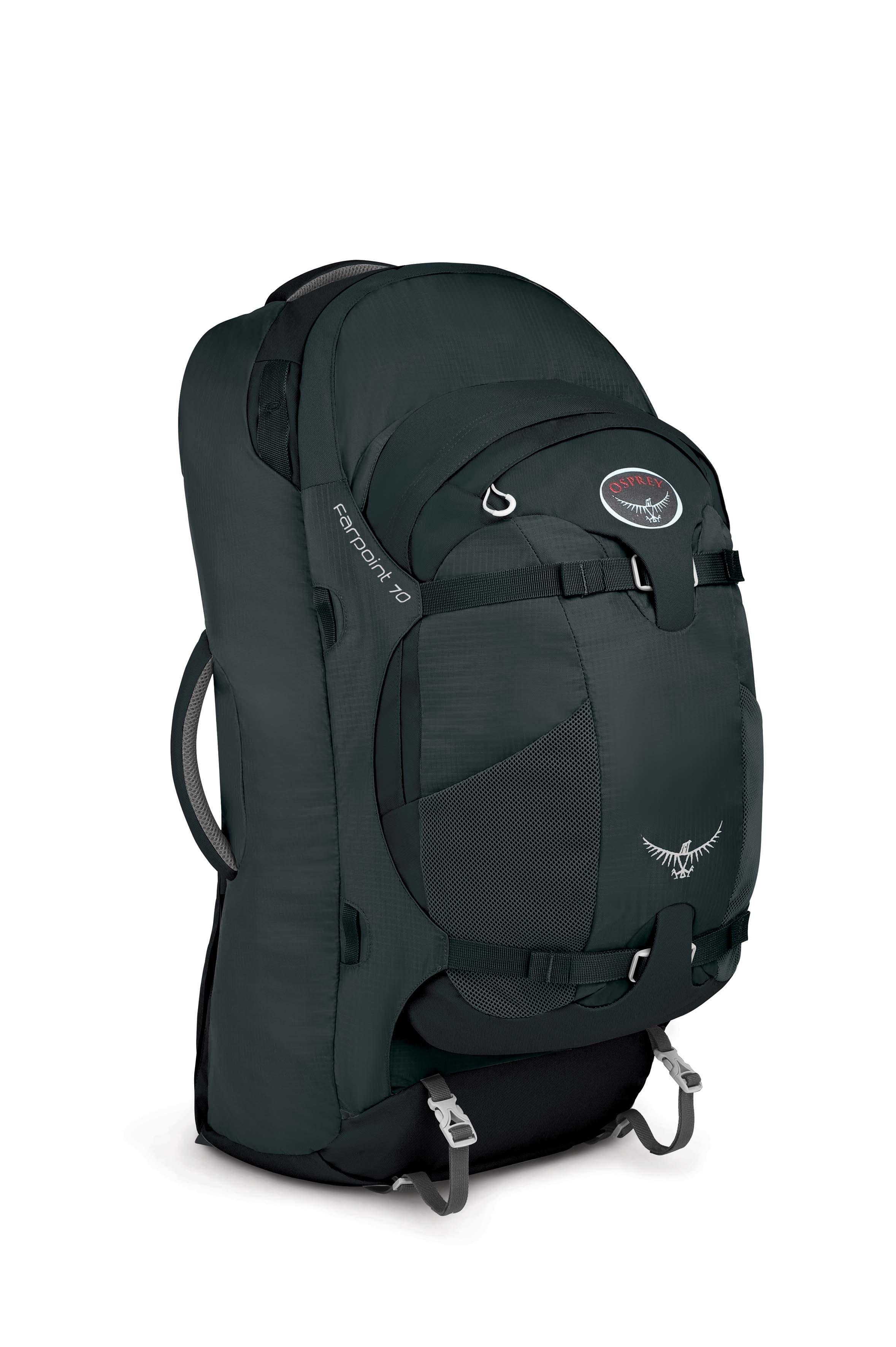 Osprey Farpoint 70 Slate/Charcoal-30