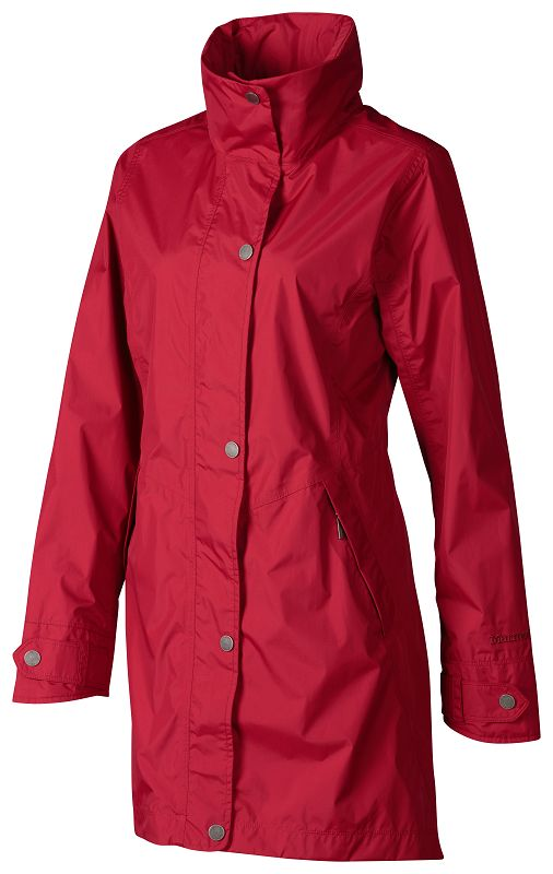 Marmot Wm's Mattie Jacket Dark Crimson-30