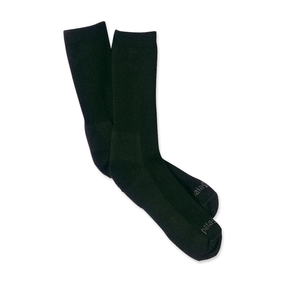 Patagonia Lightweight Merino Crew Socks Black-30