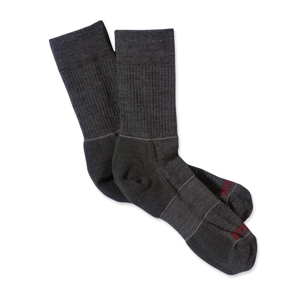 Patagonia Lightweight Merino Hinking Crew Socks Forge Grey-30