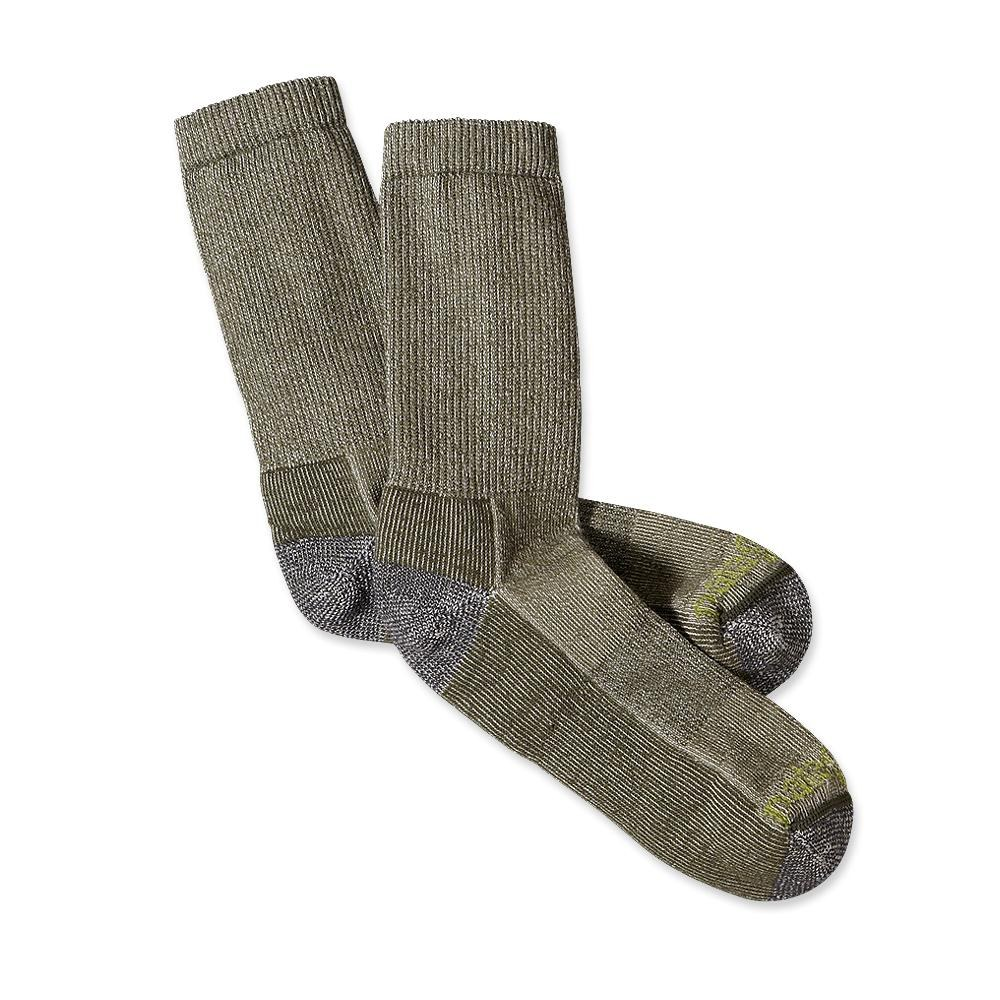 Patagonia Midweight Merino Crew Socks Willow Herb Green-30