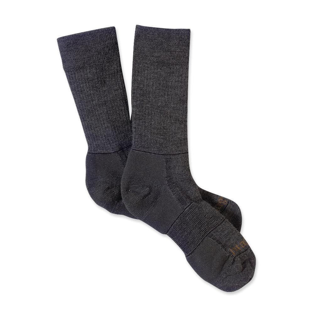 Patagonia Midweight Merino Hinking Crew Socks Forge Grey-30
