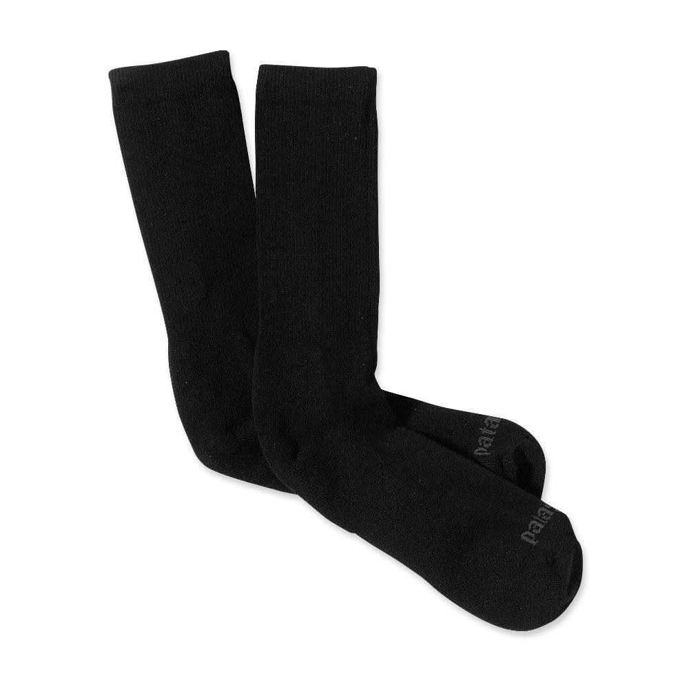 Patagonia Lightweight Crew Socks Black-30