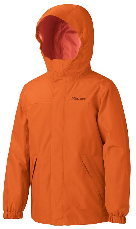 Marmot Boy's Southridge Jacket Vintage Orange-30