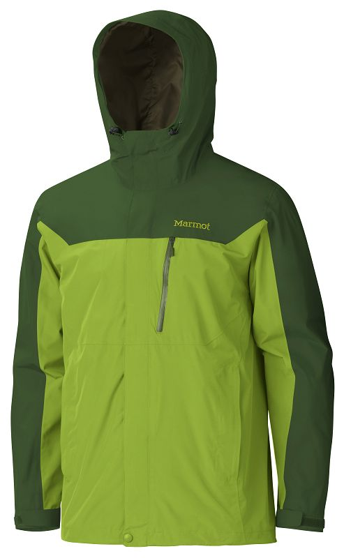 Marmot Southridge Jacket Green Lichen/Greenland-30