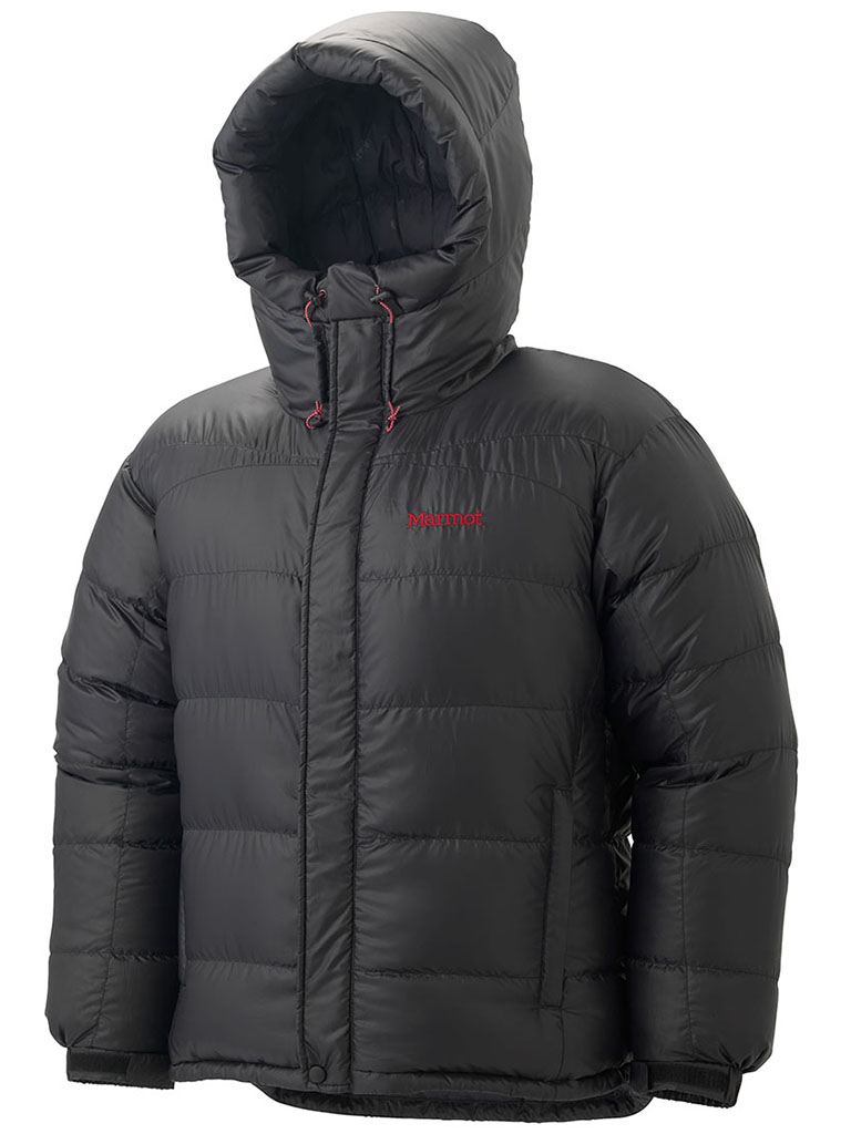 Marmot Greenland Baffled Jacket Black-30