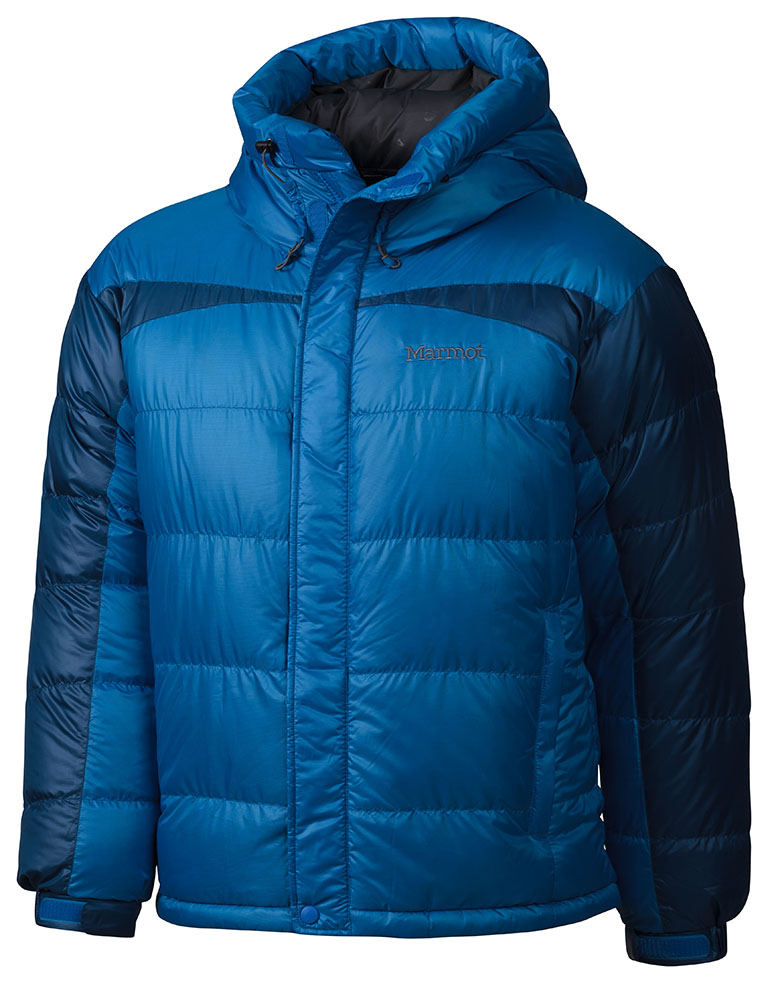 Marmot Greenland Baffled Jacket Cobalt Blue/Blue Night-30
