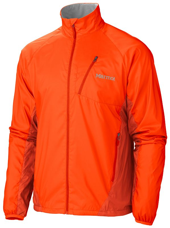 Marmot Stride Jacket Blaze/Orange Haze-30