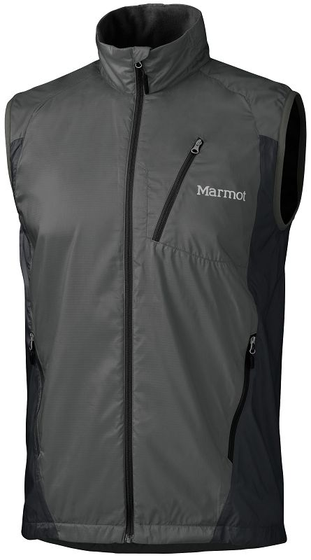 Marmot Stride Vest Slate Grey/Black-30