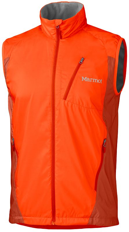 Marmot Stride Vest Blaze/Orange Haze-30