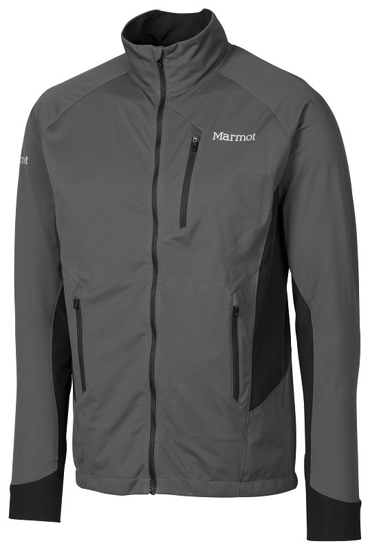 Marmot Fusion Jacket Slate Grey/Black-30